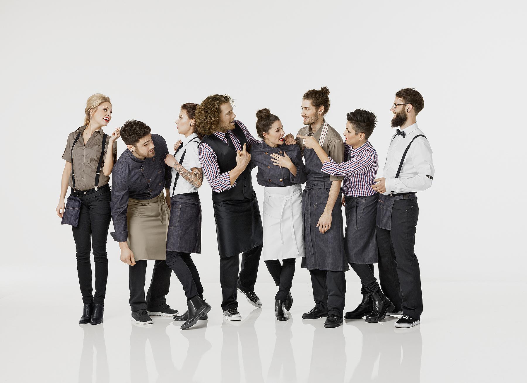 Kleider für den professionellen Auftritt | Hotellerie Gastronomie Zeitung