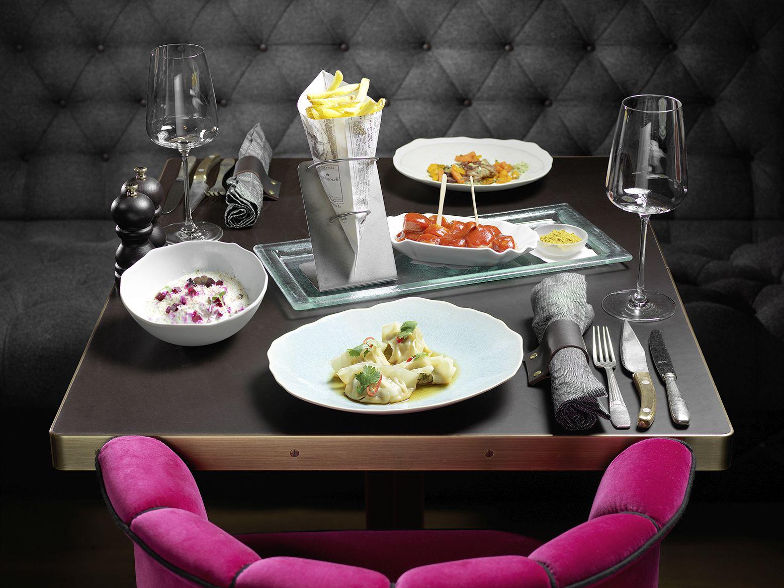 Zürcher Widder Bar & Kitchen überrascht mit neuem Konzept ...